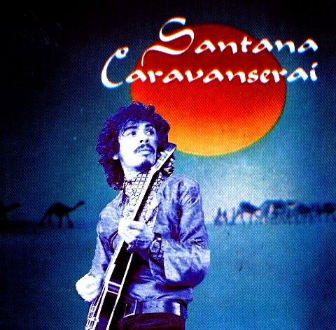 Luxury  Carlos Santana Caravanserai Dts 1972 14 04 Carlos Santana Caravanserai